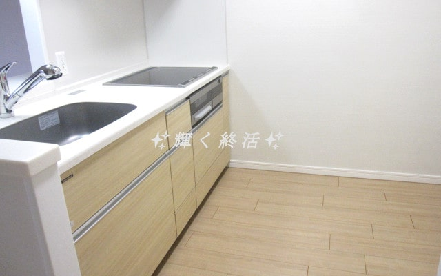 アリスタージュ経堂 キッチン